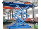 Double Acting Hydraulic Hoist Cylinder For Hoist Equipment Platform Application