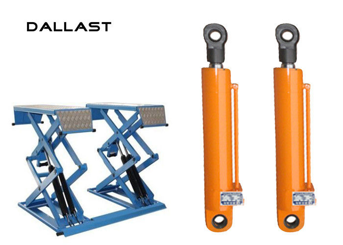 Custom Hydraulic Cylinders For High Speed Car Hoist Lifting Platform