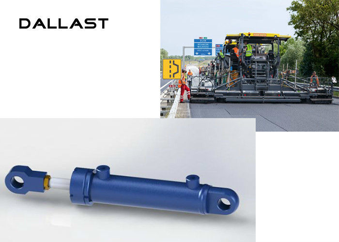 DALLAST Double Acting Hydraulic Cylinder Feeder Paver Fixed-Width Extending Screed Parts